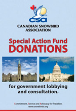 Special Action Fund - SAF Donation