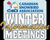 Winter Information Meetings