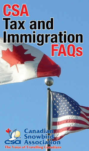 CSA – Tax and Immigration FAQs