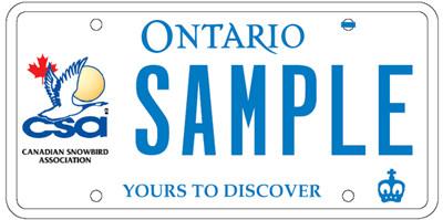 Ontario-CSA-License-plate