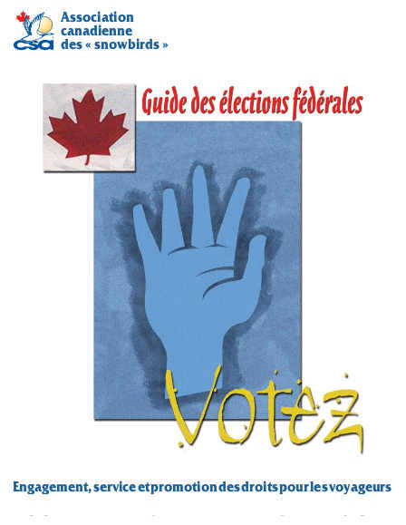 Guide des élections fédérales