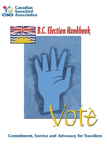 BC Election Handbook