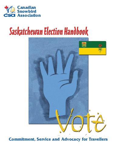 SK Election Handbook