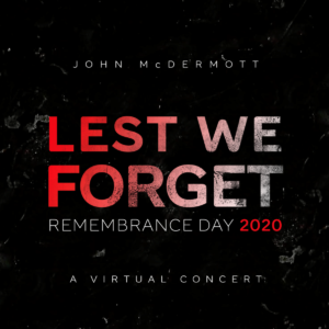 Lest we forget Remembrance Day Show