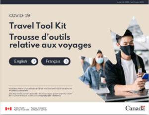COVID - Travel Tool Kit